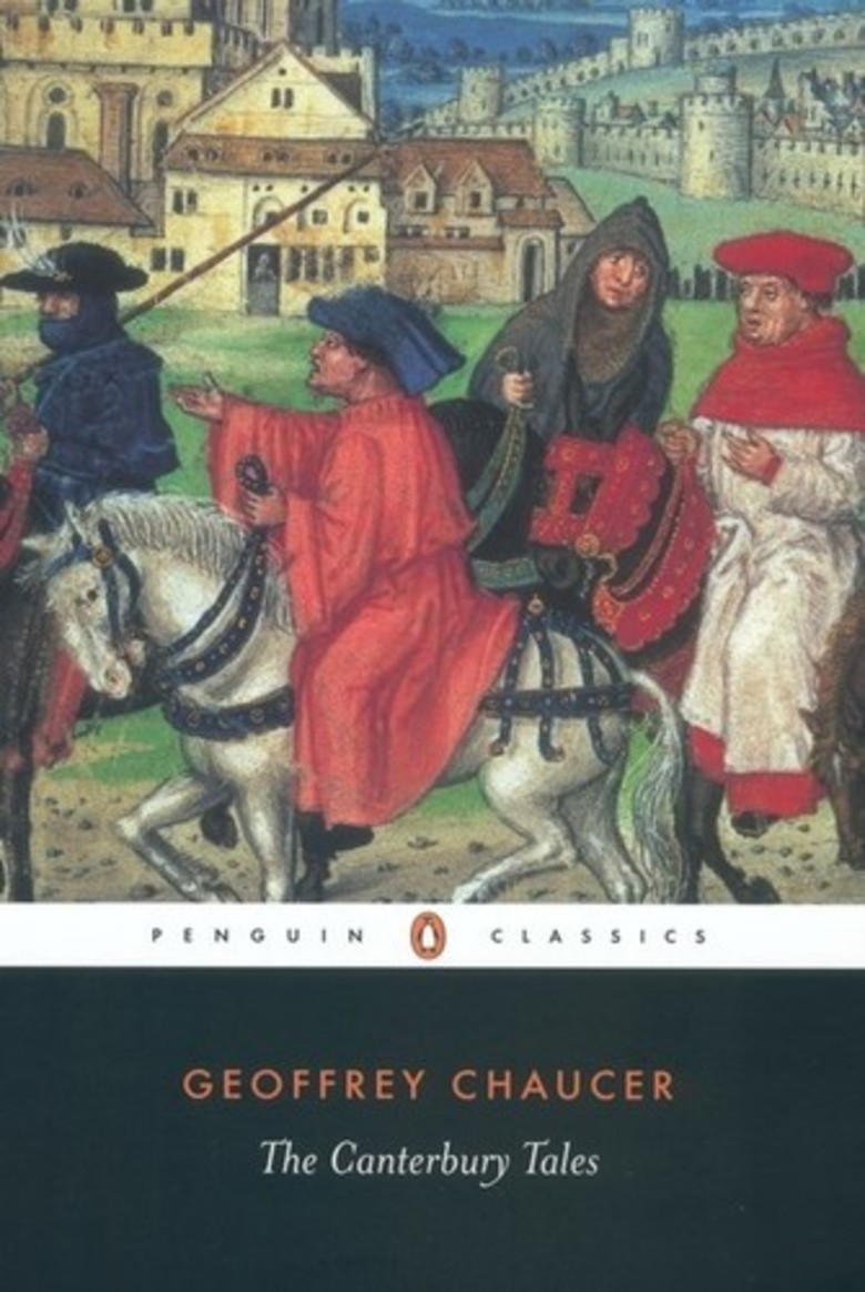 chaucers lessons in the canterbury tales Chaucers lessons in the canterbury tales essayschaucer's lessons in the canterbury tales geoffrey chaucer's canterbury tales is a story of nine and twenty pilgrims traveling to canterbury, england in order to.